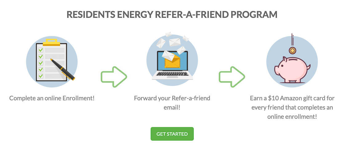 Residents Energy Refer-A-Friend