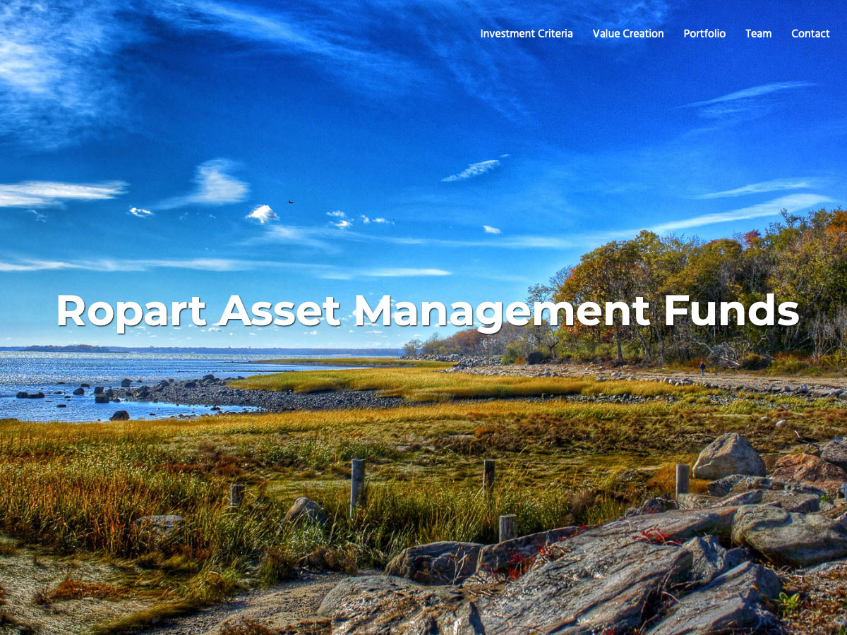 Ropart Asset Management Funds